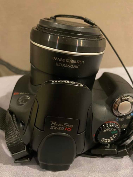 Canon Power Shot Sx 40 Hs
