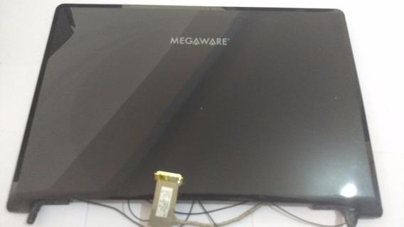Tampa Da Tela Megaware Clevo Pn 6-39-e4191-021-mc