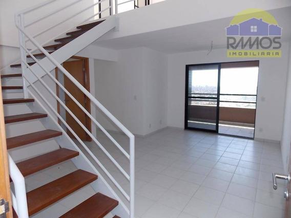 Cobertura Residencial À Venda, Candelária, Natal. - Co0001