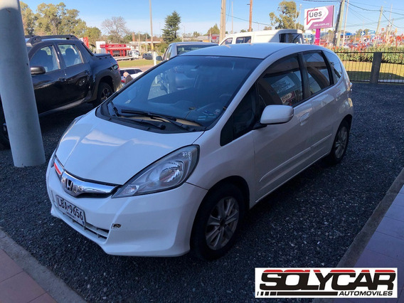 Honda Fit Extra Full!! 2014 Excelente Estado!