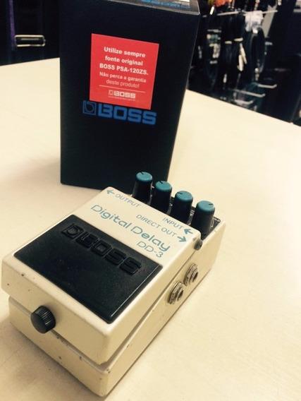 Pedal Boss Digital Delay Dd-3 - Loja Jarbas Instrum.