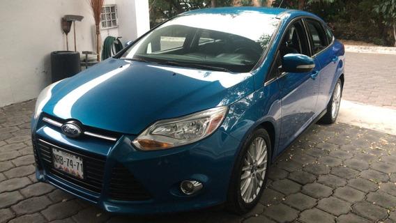 Ford Focus 2012 Automático 65,000 Kms