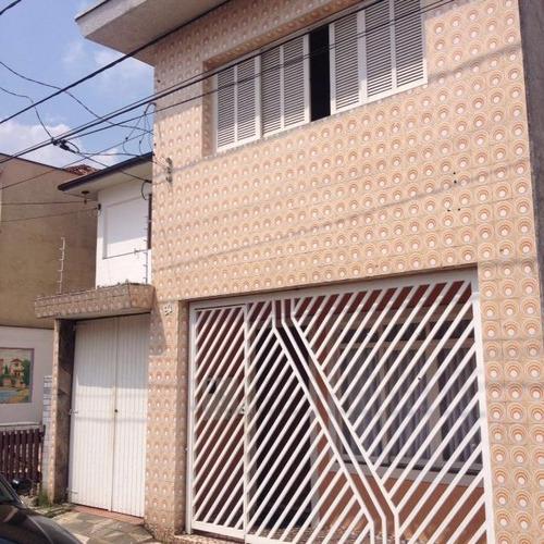 Sobrado  Residencial À Venda, Vila Prudente, São Paulo. - So0883
