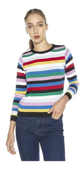 Sweater Annie Tejido Cuello Redondo Mujer Complot