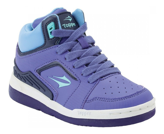 Zapatillas Topper Skatepark Hi