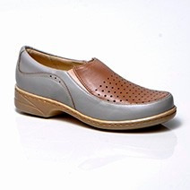 Sapato Opananken Taiga Bege 62801