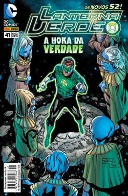 Lanterna Verde Ed. 41 Green Lantern Dc Comics Panini Comics