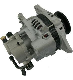 Alternador H100/ L200 Gl/ Gls 4x2/ 4x4 (91/07) Quadrada