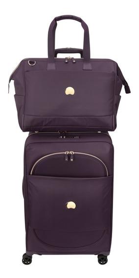 Portanotebook 15,6 Delsey Montrouge (violeta)