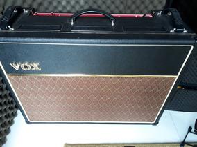 Amplificador Brian May Signature Vox Ac30 500 No Mundo Troca