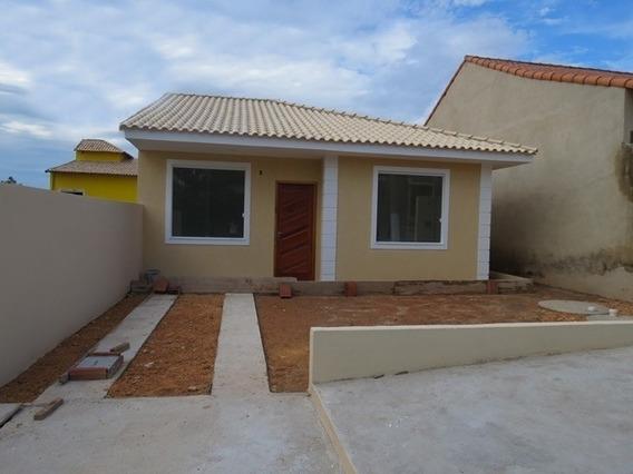 Casa 2 Quartos (1 Suíte) Em Itaboraí/rj