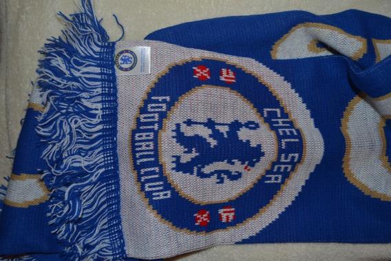 Camisa, Cachecol E Touca/gorro Chelsea (imp. Da Inglaterra)