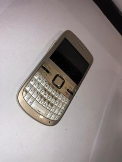 Celular Nokia C300 Wifi Bluetooth Rádio Usb 2.4 Gsm Usado