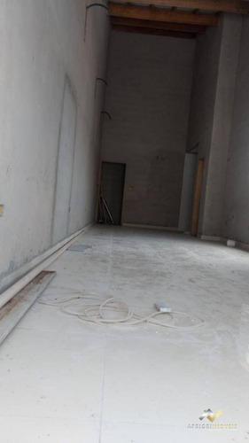 Cobertura Com 2 Dormitórios À Venda, 100 M² Por R$ 390.000,00 - Utinga - Santo André/sp - Co0843