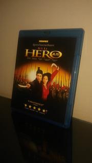 Blu Ray Hero - Heroe (jet Li)