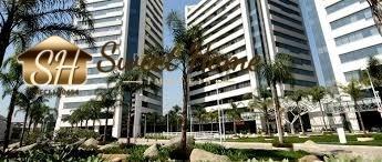 Centro Empresarial Jds. Do Brasil Osasco -33 M² A 45,65 M² - Sh1351