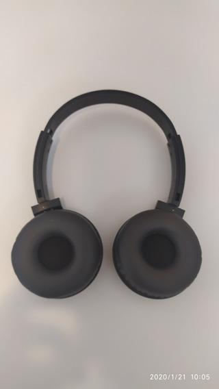 Fone De Ouvido Bluetooth 12 Hs Shb3075 - Novo