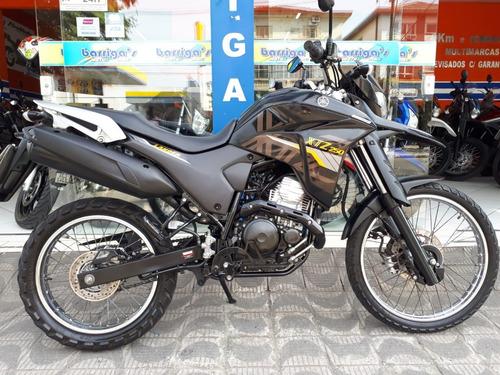 Imagem 1 de 9 de Yamaha Xtz Lander 250 Abs 2020 Preta Único Dono