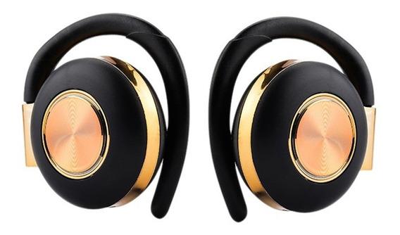 V5 Tws Bluetooth 5.0 Fones De Ouvido Verdadeiro Música Espor