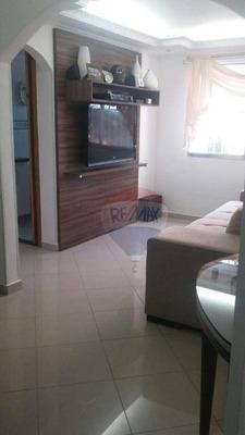 Apartamento Com 2 Dormitórios À Venda, 54 M² Por R$ 280.000 - Tremembe - São Paulo/sp - Ap0350