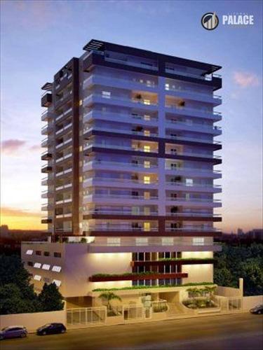 Apartamento Residencial À Venda, Vila Guilhermina, Praia Grande - . - Ap1877