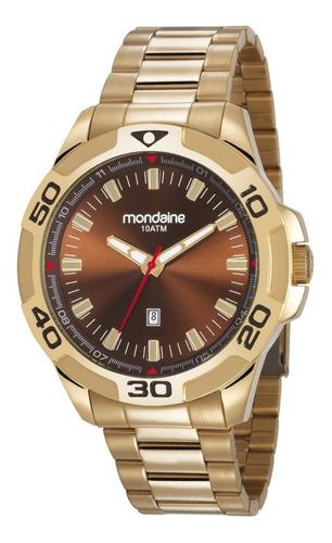 Relógio Mondaine Análogo Masculino Bigcase 50mm 83413gpmvds1