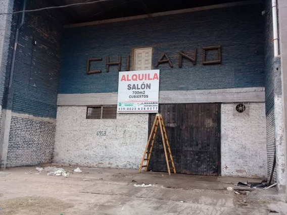 Galpones, Depósitos O Edificios Ind. Alquiler Empalme Graneros