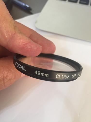 Focal 49mm Close-up Up +2 Japan