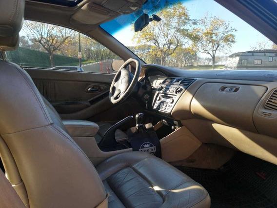 Vendo Honda Accord Coupe