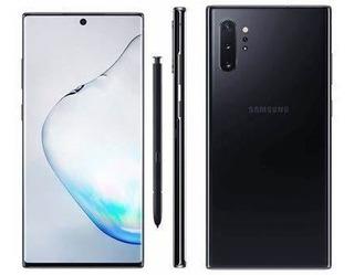 Samsung Note 10 Plus 256 Gb Preto 12 Gb Ram
