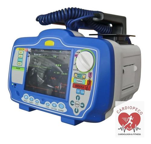 Desfibrilador De Emergencias Dm 7000 Monitor Dea Cardiopeco