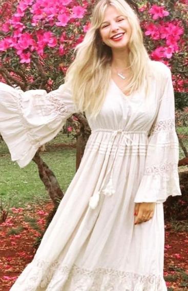 Vestido Blanco Var