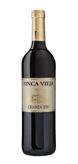 Vino Tinto Español Finca Vieja Crianza 750 Ml