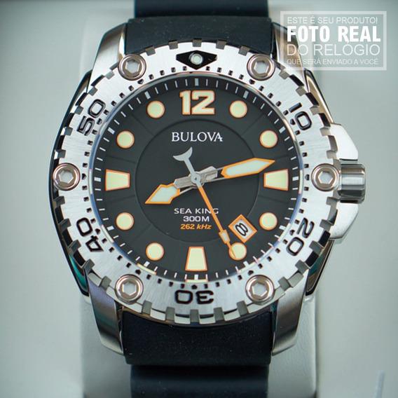 Relógio Bulova 96b228 Diver Invicta Tag Heuer Rolex Tissot