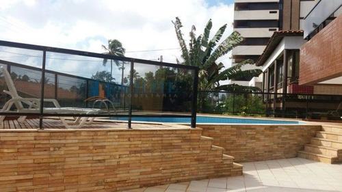 1961 - Apartamento Para Vender No Intermares, Cabedelo, Pb - 23254