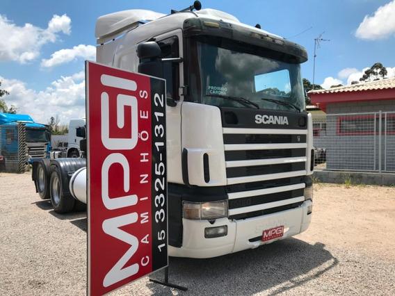 Scania 124 420 6x2 2007 !! Somente R$129.000