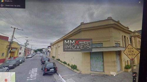 Imagem 1 de 2 de Casa À Venda, 480 M² Por R$ 2.700.000,00 - Santana - São Paulo/sp - Ca0351