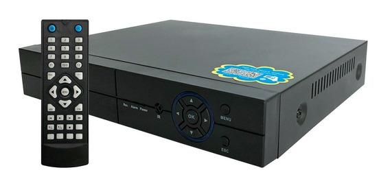 Dvr 4 Canais Full Hd 1080p 2mp 5em1 Acesso Celular P2p Nuvem