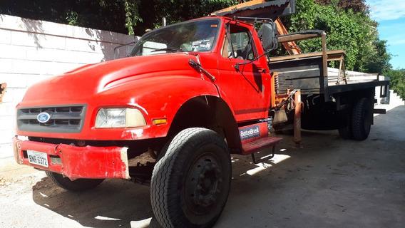 Ford F14000 Sapão Vermelho
