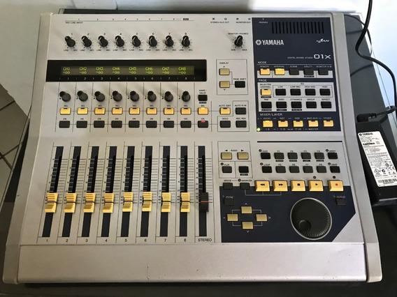 Yamaha 01x (mixer Control Surface)
