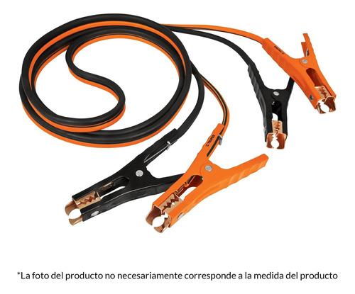 Cable Pasa Corrientes 3.5 Mt Calibre 6 Truper 17544