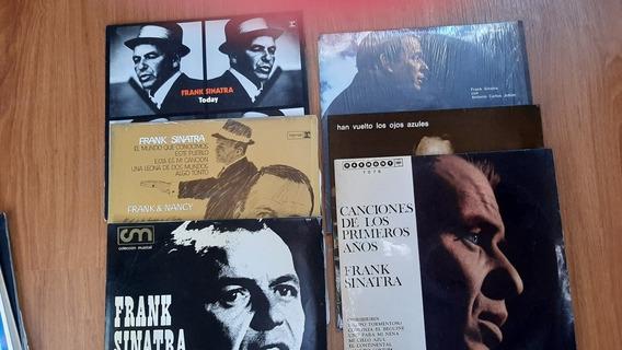 Vendo Lote De 11 Discos De Frank Sinatra
