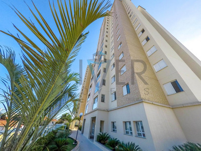 Apartamento No Quinta Do Imperador, Suzano/sp; 3 Quartos; 2 Vagas - Ap0003