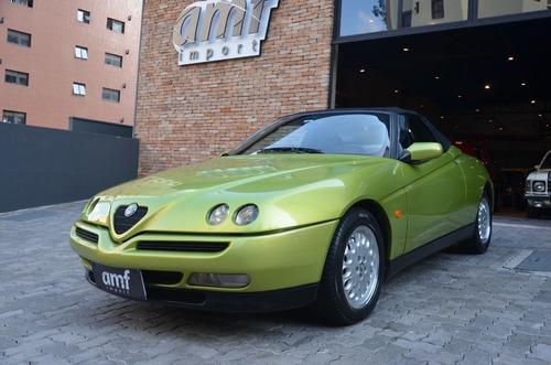 Alfa Romeu Spider 3.0 V6 2p Manual