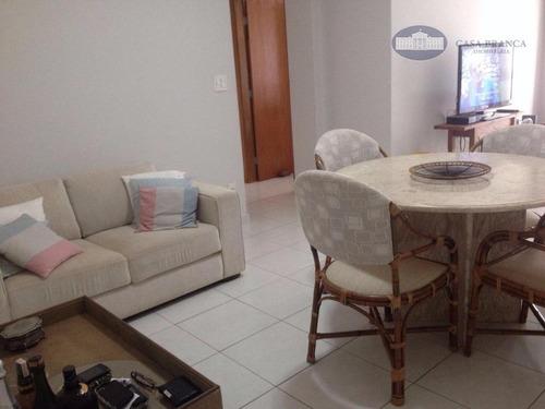 Apartamento Residencial À Venda, Vila Mendonça, Araçatuba. - Ap0312