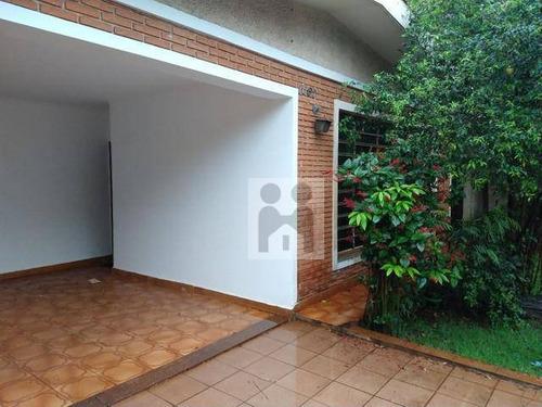 Imagem 1 de 9 de Casa Com 4 Dormitórios À Venda, 252 M² Por R$ 395.000,01 - Campos Elíseos - Ribeirão Preto/sp - Ca0768