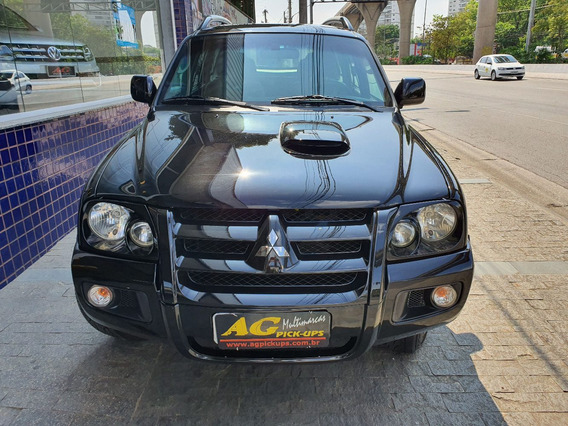 Mitsubishi Pajero Sport Flex Blindada N Iii-a Top Couro 81km