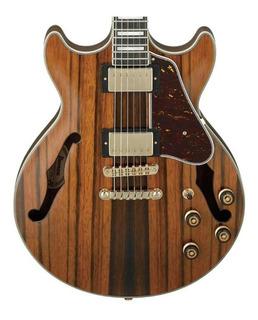 Guitarra Electrica Hollow Ibanez Am9me-nt Caja Hueca