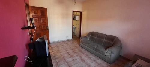 Imagem 1 de 14 de Am23- Casa 3 Dormitórios - 400 Mts Praia - Praia Grande