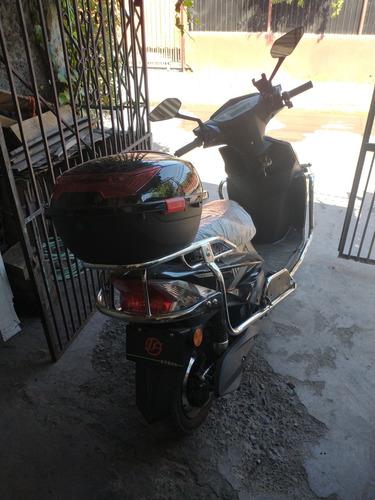 Moto Eléctrica Modelo Scooter